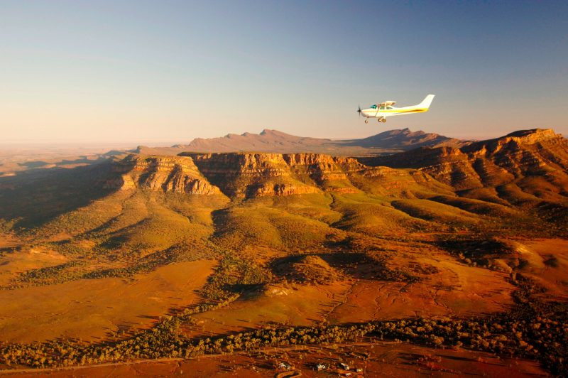 Flights with Air Wilpena available