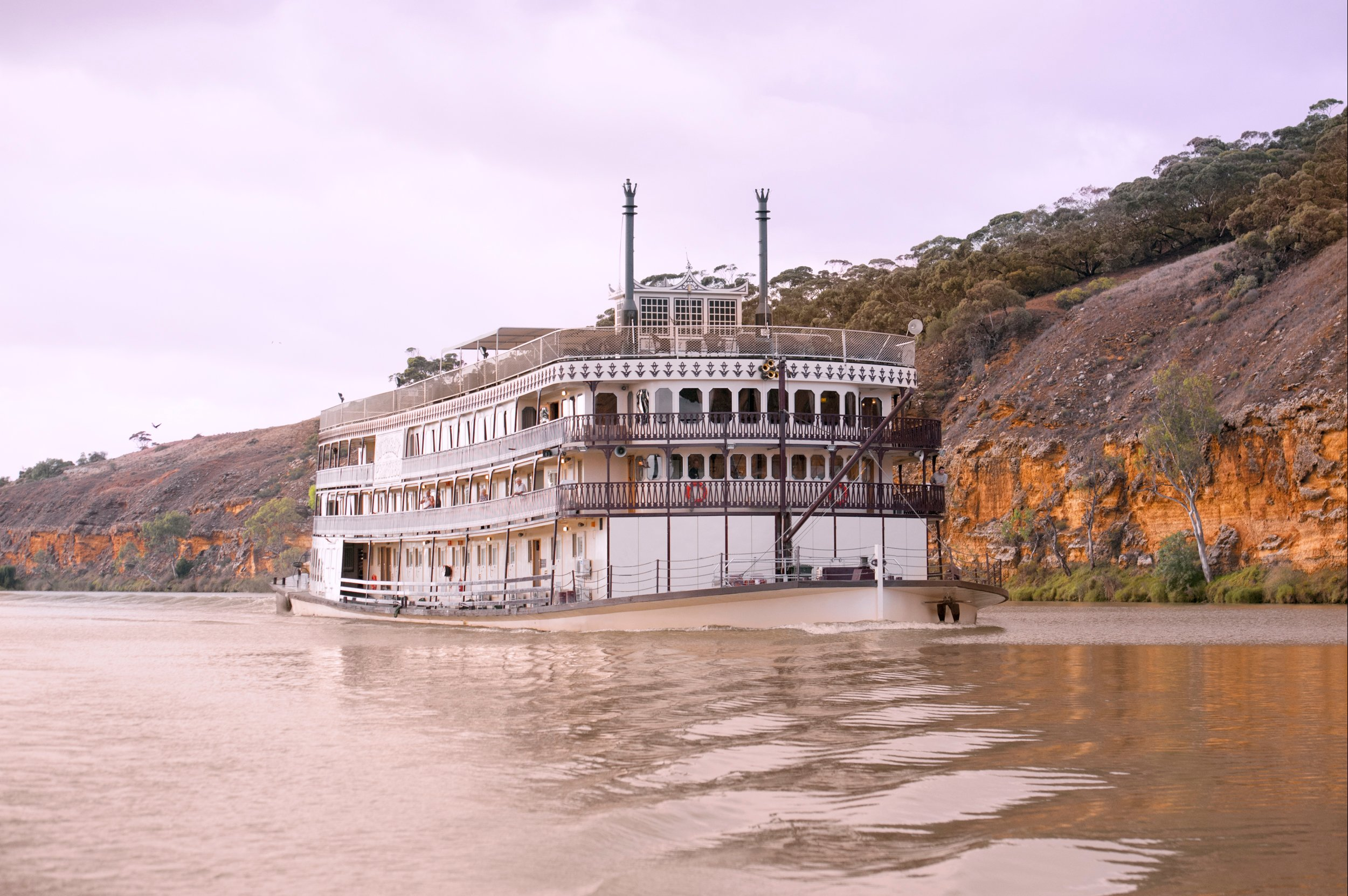 3 night murray river cruise captain cook cruises - HD 1280×852