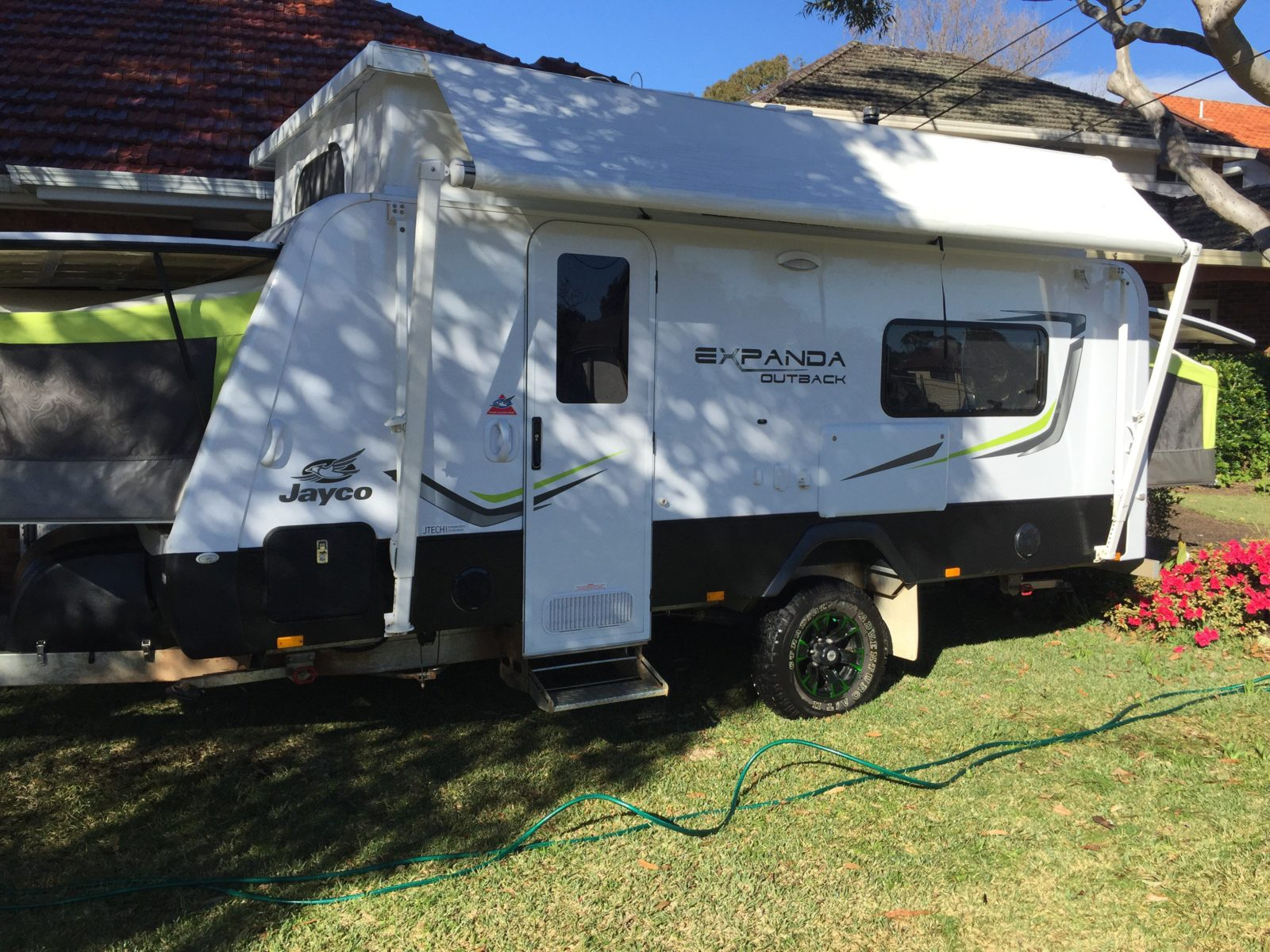 Caravan Hire NSW