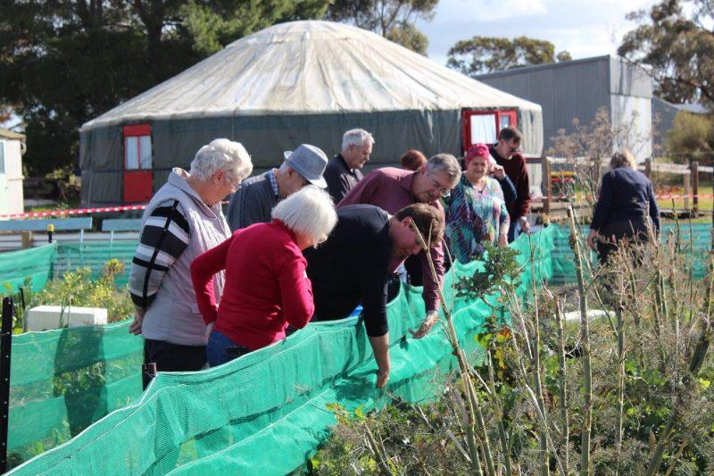 Farm tour_dementia australia SA