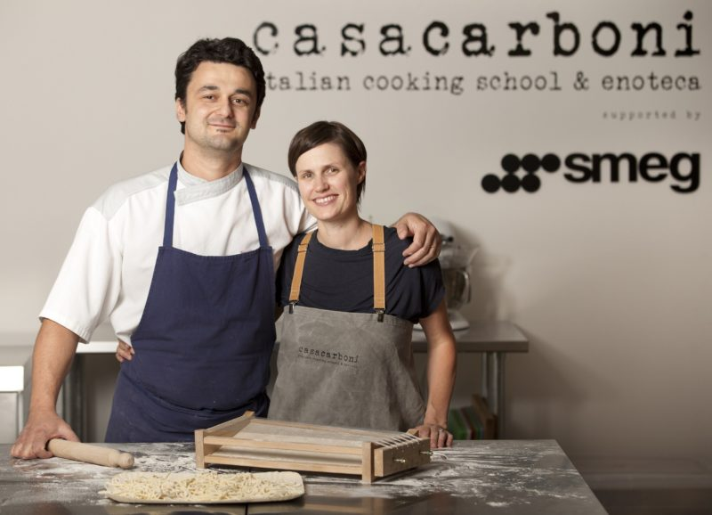 Matteo & Fiona Carboni