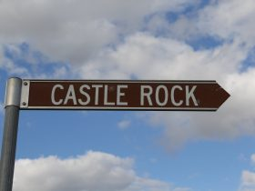 Castle Rock Sign