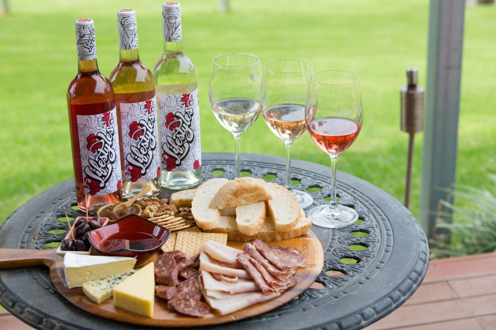 Caudo Vineyard