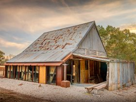 Wittwers Barn at Beerenberg Farm