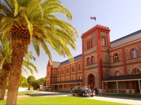 Chateau Tanunda Barossa Valley