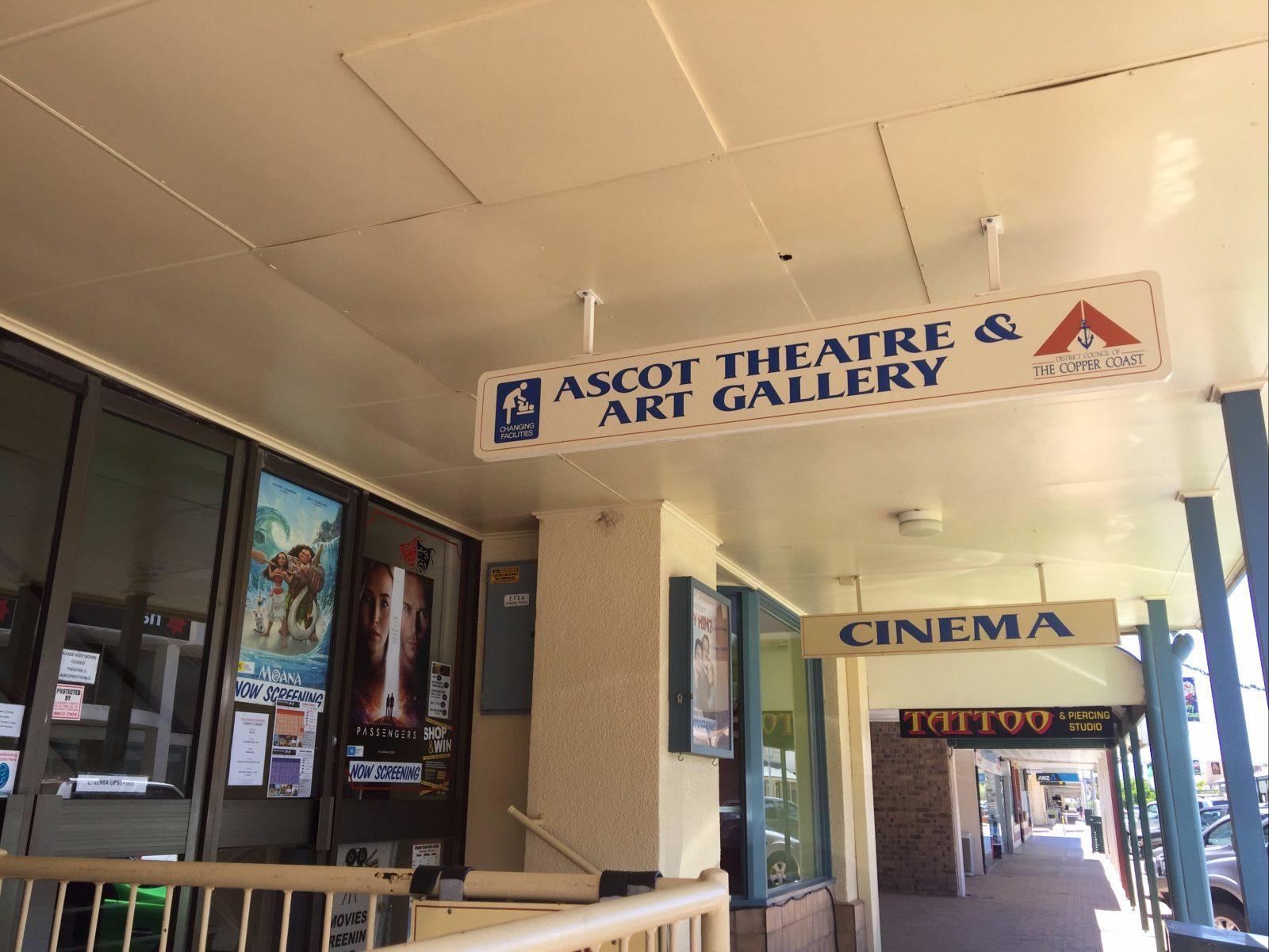 The Ascot Community Art Gallery