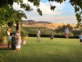 Kellermeister Cellar Door Lawn