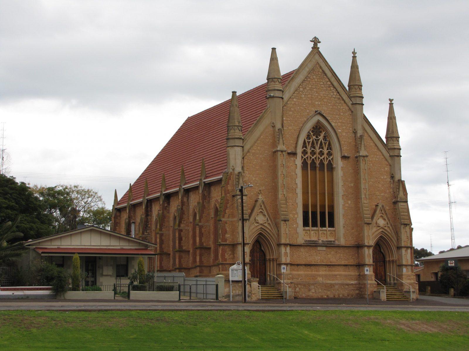 Church, Moonta Uniting