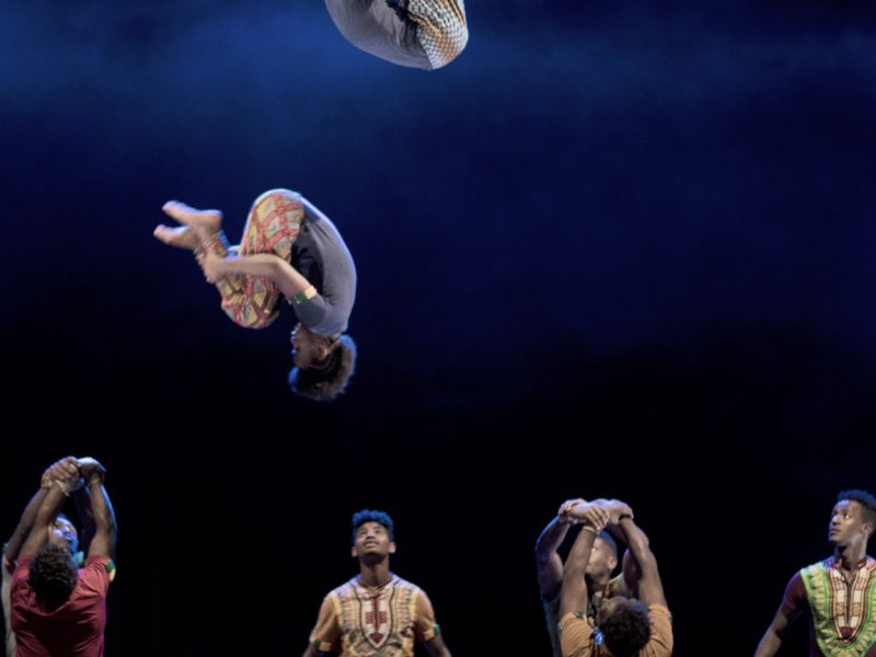 Circus Abyssinia: Ethiopian Dreams