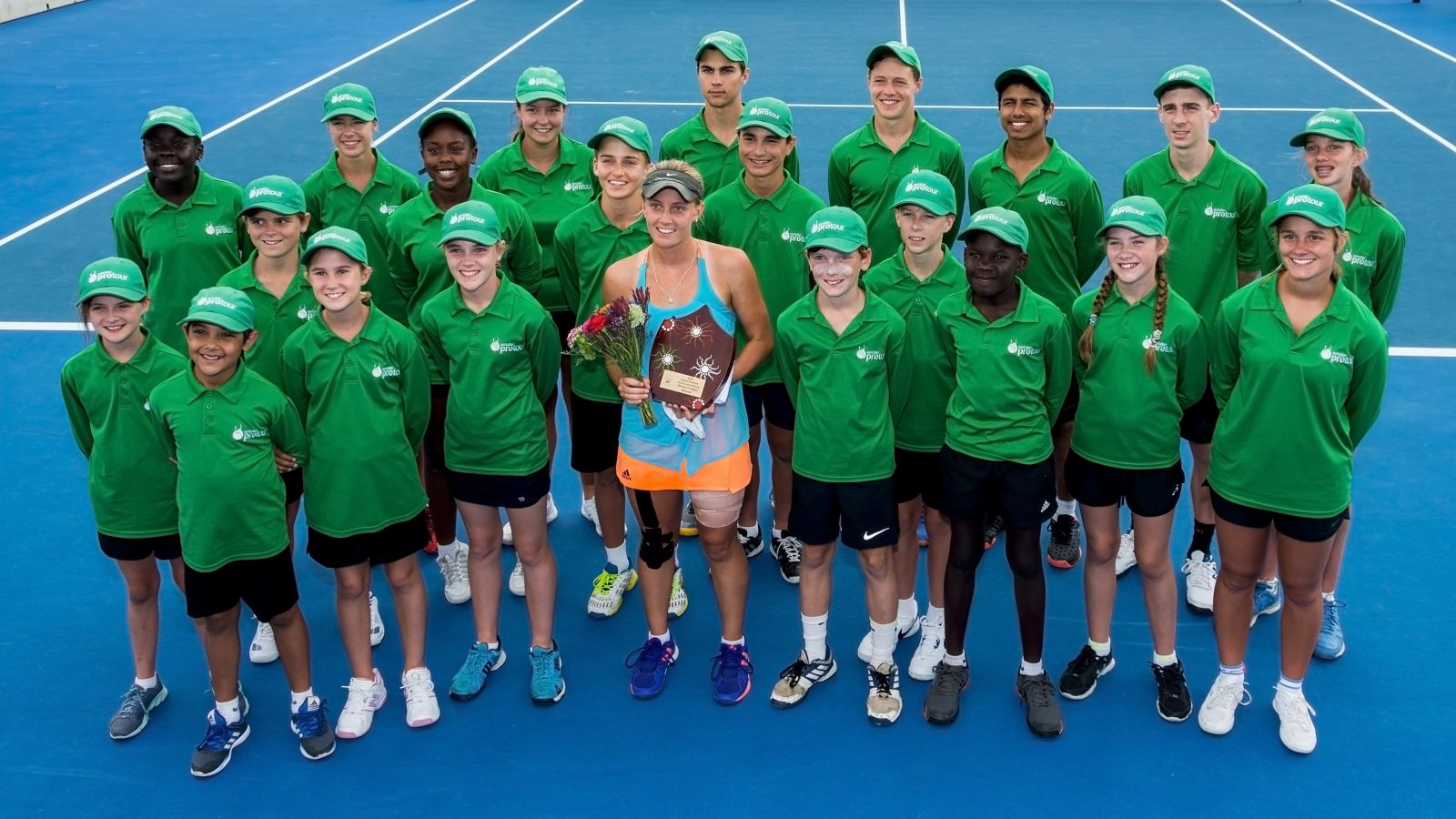 Finals Day Playford Tennis Centre