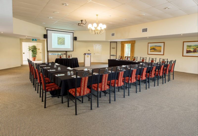 Clare Country Club - conference facilities