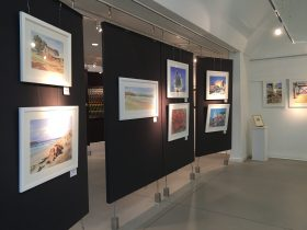 Newbery Chemists' Kernewek Lowender Art Prize, Ascot Art Gallery Kadina edit