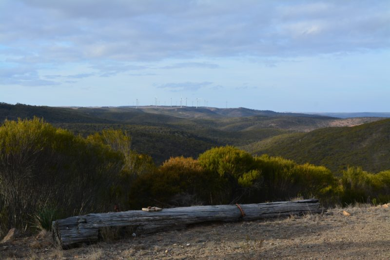 Cleve Hills Scenic Drive