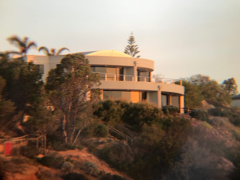 Cliff House Outside View
