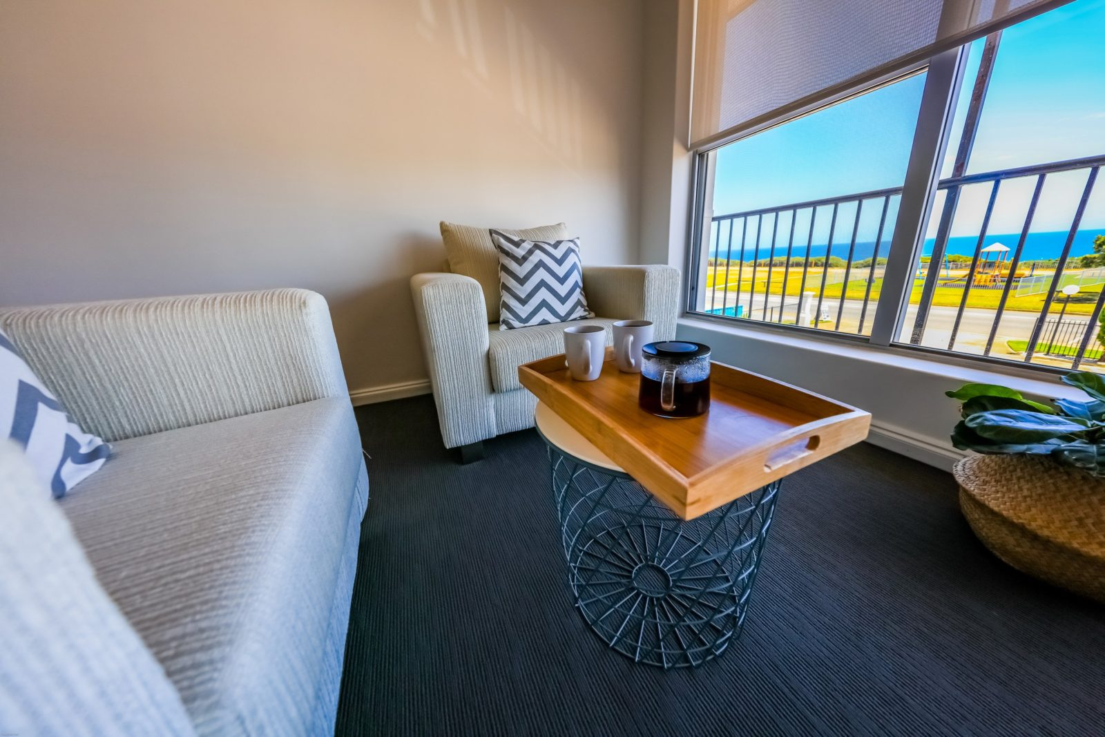 COAST Motel and Apartments, Panoramic Ocean View Suite