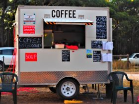 Mobile Coffee, beverage and food providers