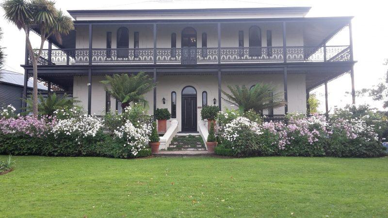 Colhurst House garden