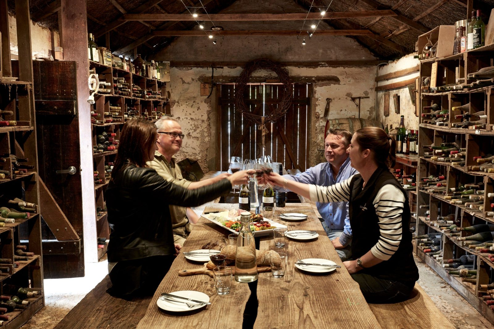Coonawarra Cellar Dwellers offers exclusive wine tastings and more