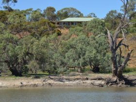 The house from Pike river