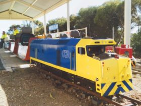 Copper Coast Miniature Train Rides