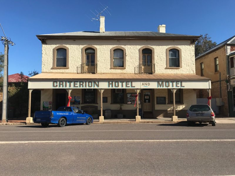 Criterion Hotel
