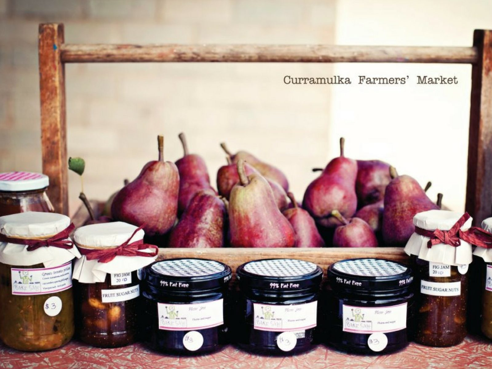 find some treasures at Curramulka Farmers' Market