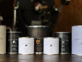 Dawn Patrol Coffee Packaging