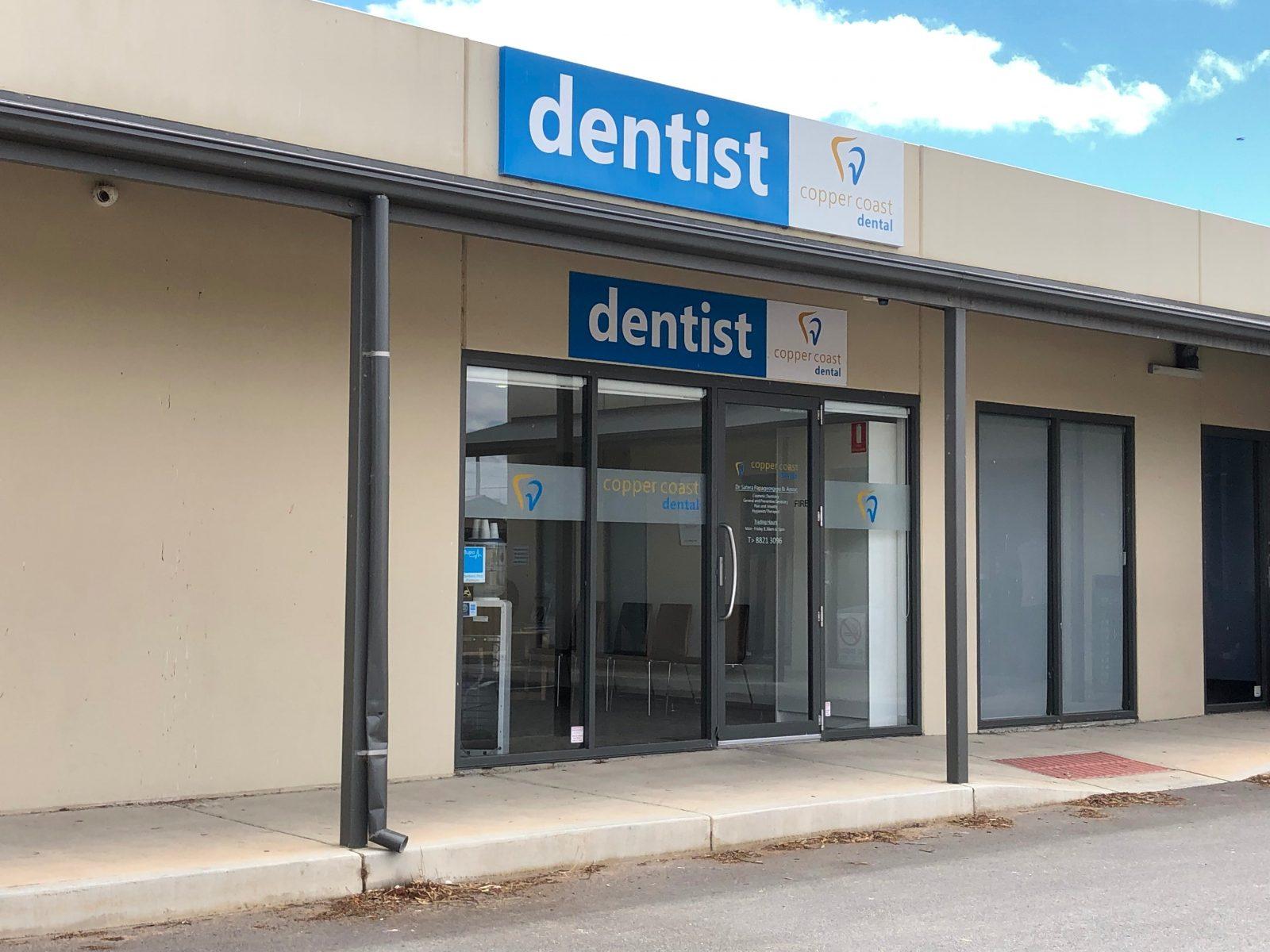 Dentist, Kadina