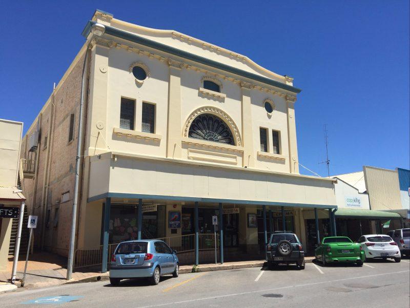 Ascot Building