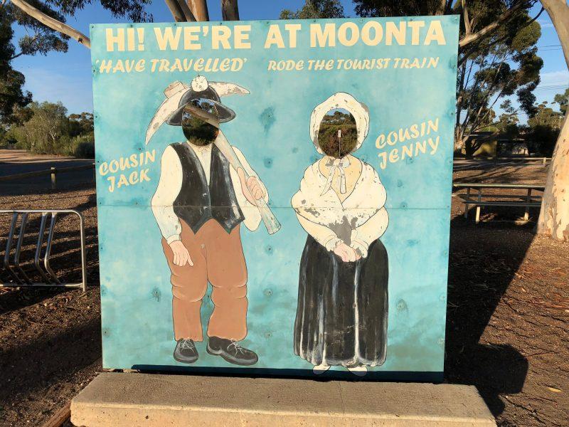 Discovering Historic Moonta Town Walk