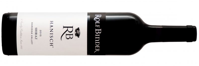 Rolf Binder's Flagship Shiraz - the 2015 Hanisch to be released Easter weekend