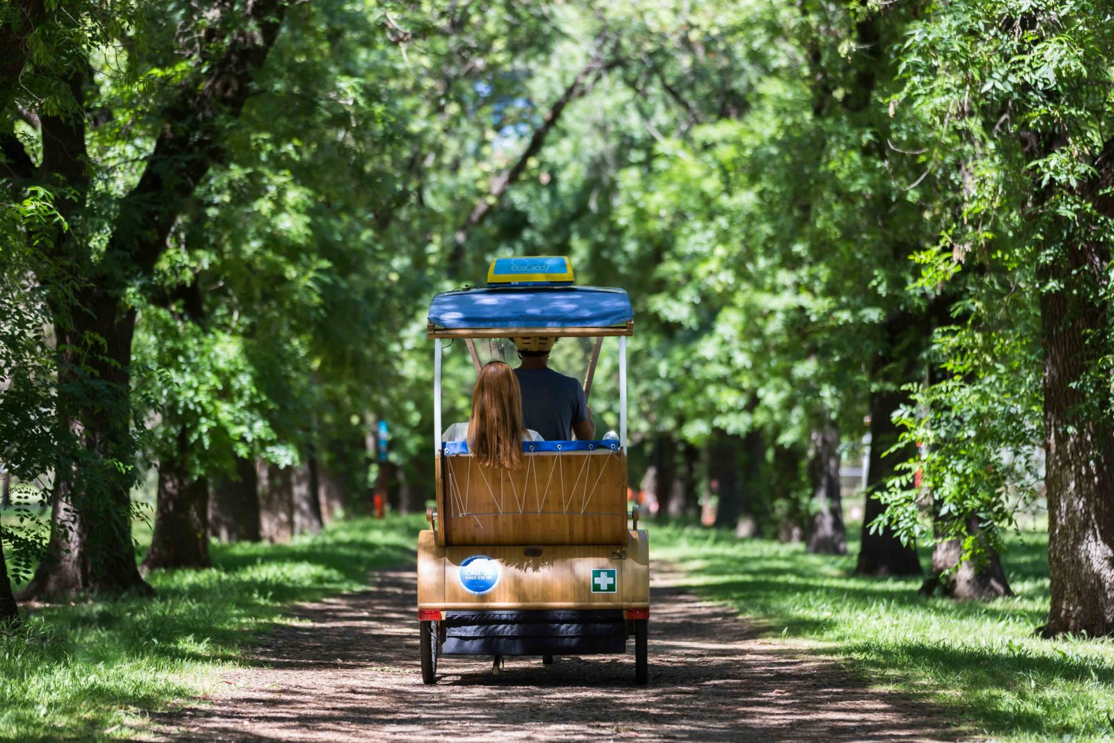 EcoCaddy Tours_Adelaide Parklands