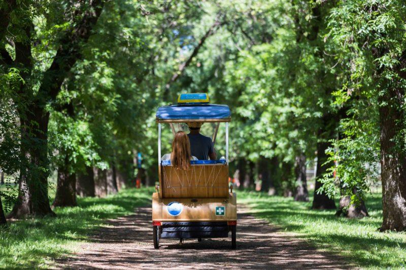 EcoCaddy Tours_Adelaide Parklands