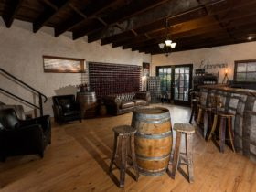 Cosy cellar door in Springton, Eden Valley, Barossa