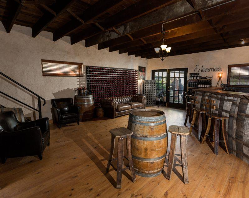 Cosy cellar door in Springton, Eden Valley, Barossa