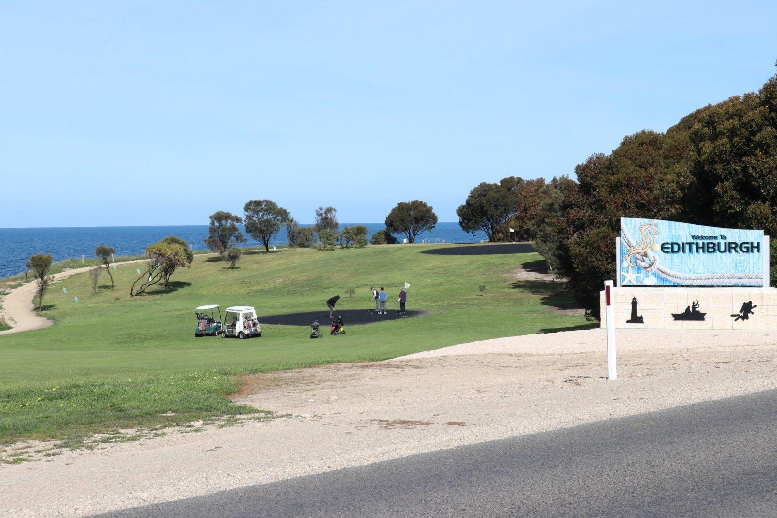 Edithburgh Golf Course