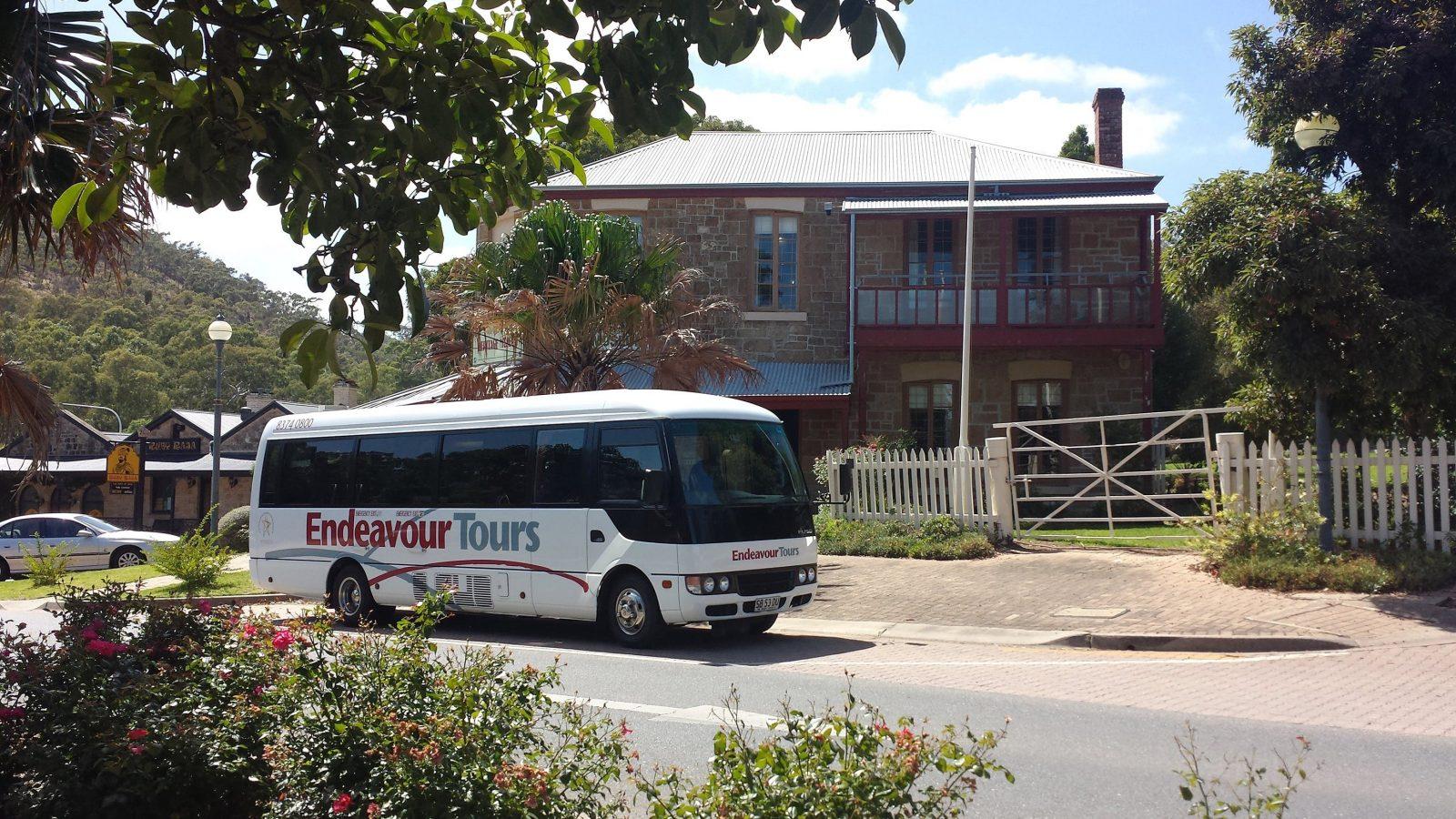 Endeavour Tours day tours