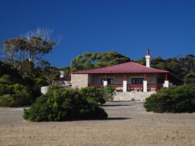 Engineers lodge - Innes National Park