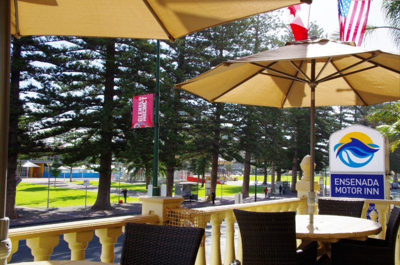 picturesque Colley Reserve