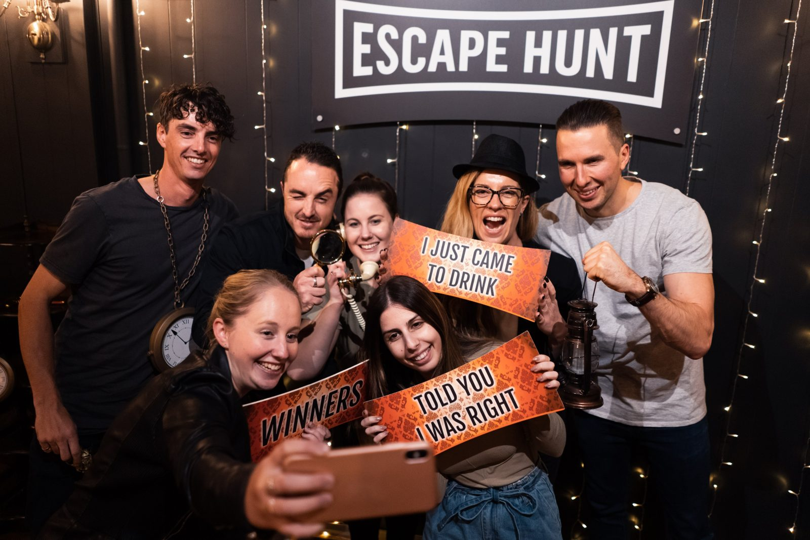 escape room adelaide team fun things to do