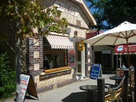 this is our shop in Hahndorf, 27 Main street