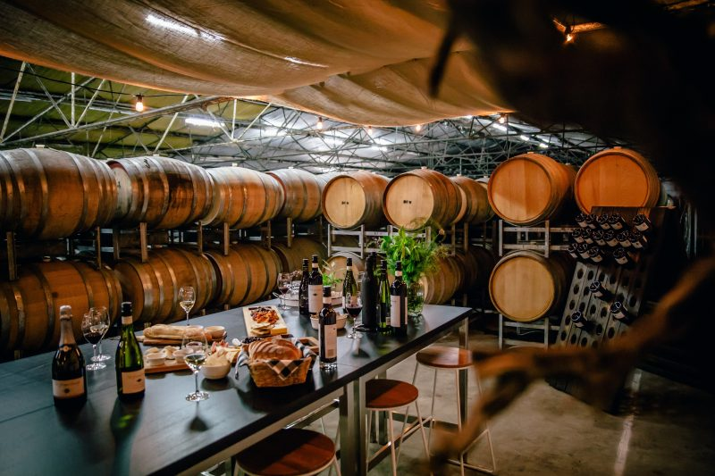 Experience 2 | Tour and Private Tasting