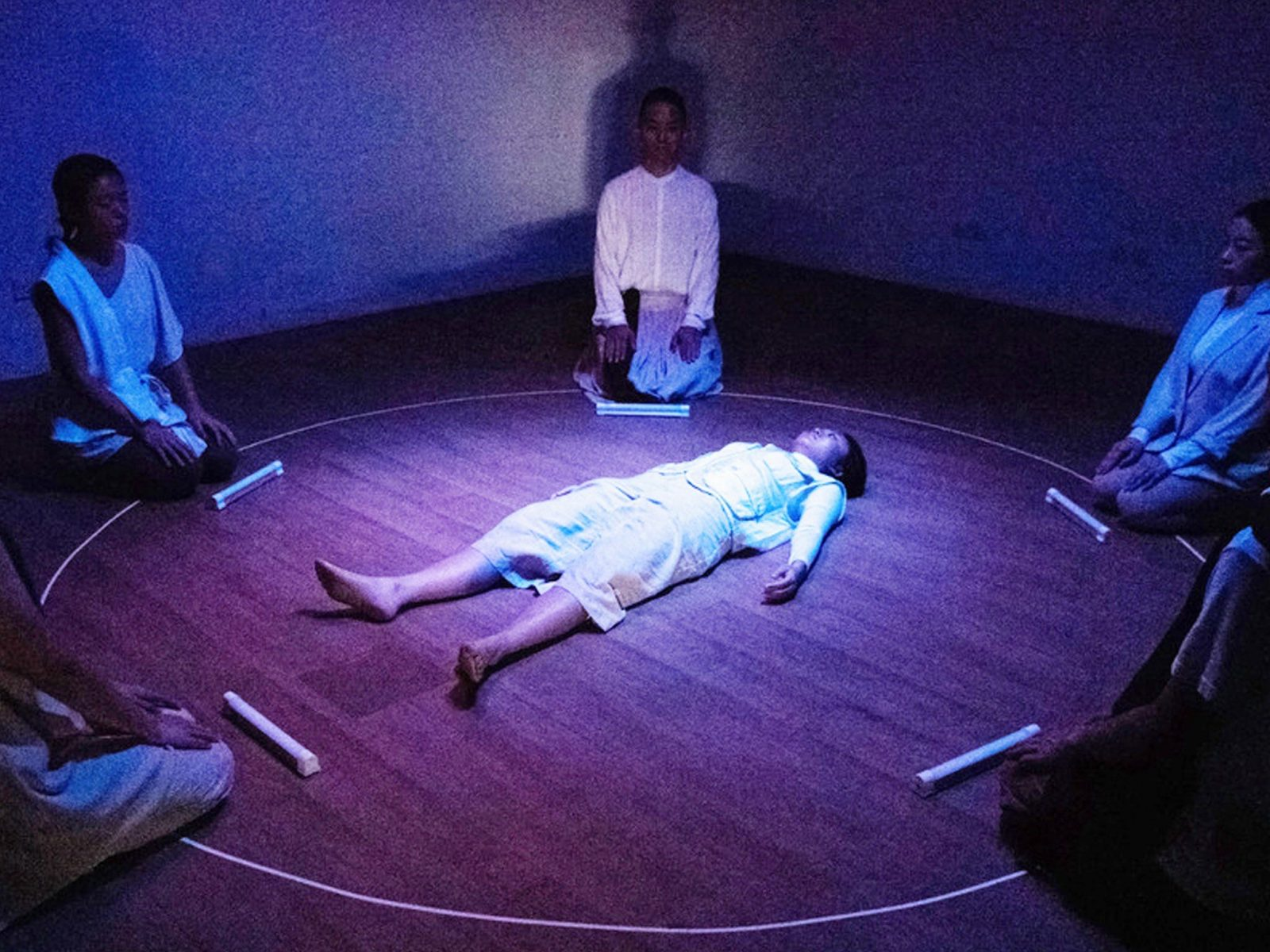 Feast of Waste Land from Hong Kong performs at Adelaide Fringe 2020