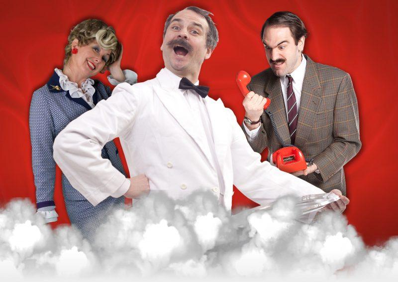 Sybil, Manuel and Basil