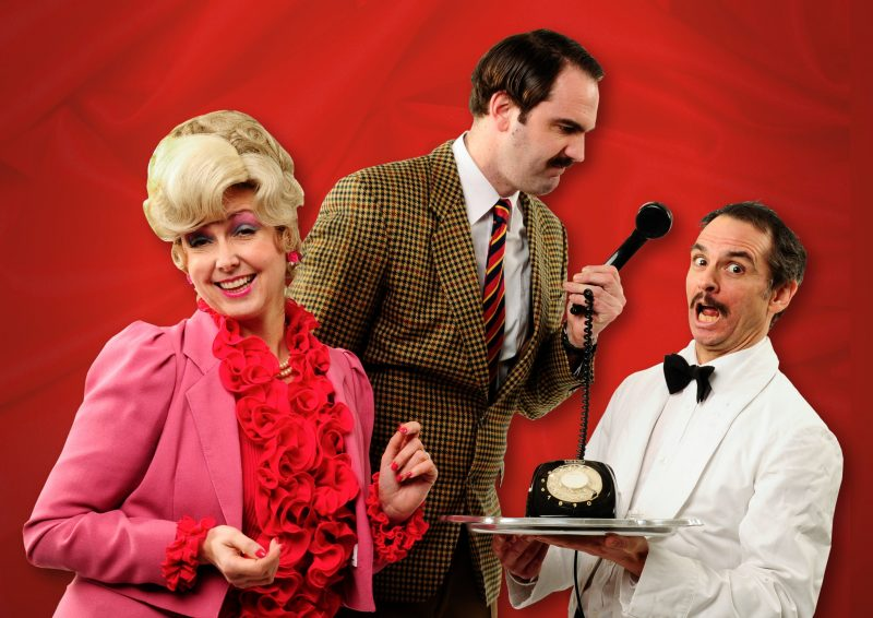 Faulty Towers Cast