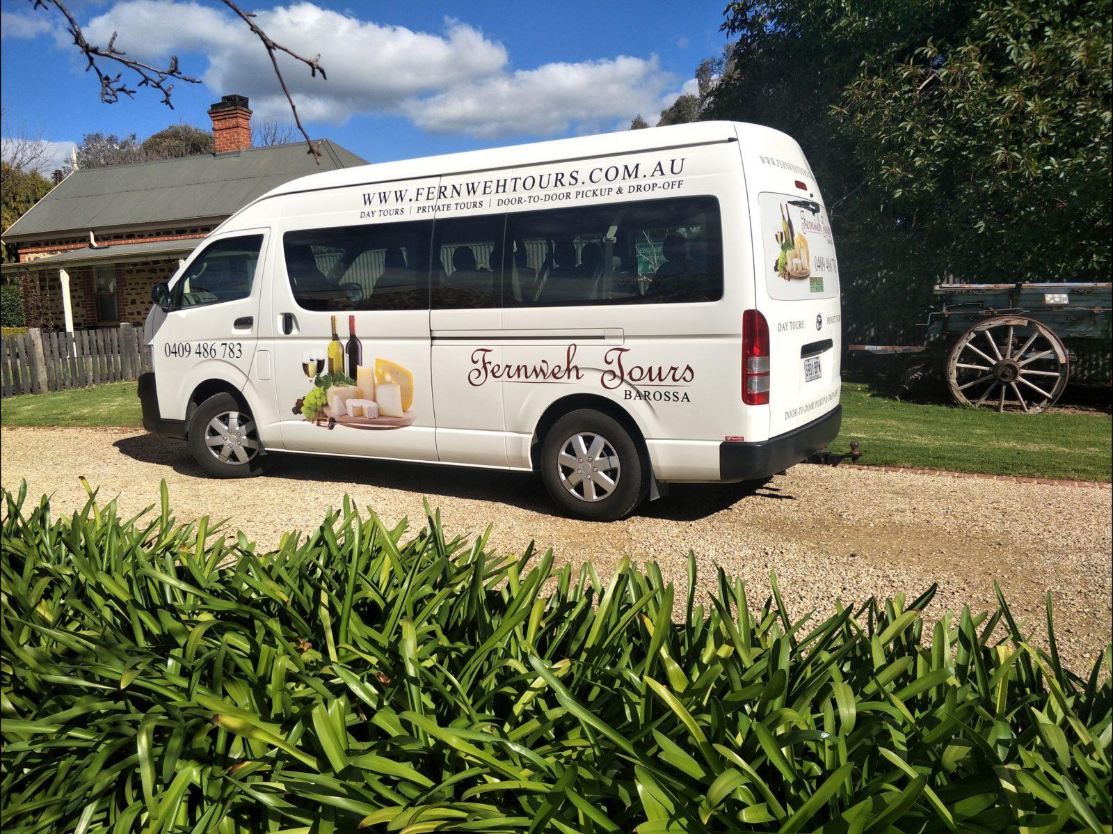 Fernweh Tours Van