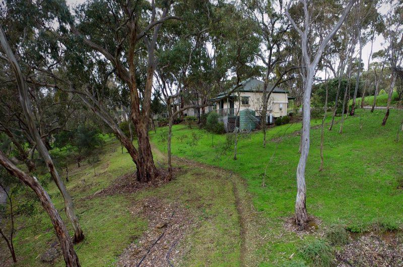 fettler's cottage