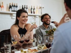 Elderton Food and Wine Flight