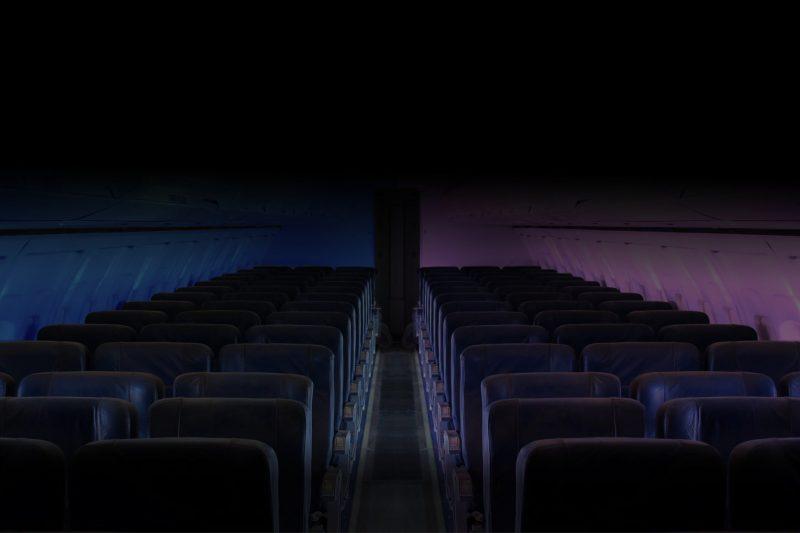 FLIGHT A journey into darkness