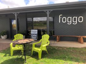 Foggo Cellar door